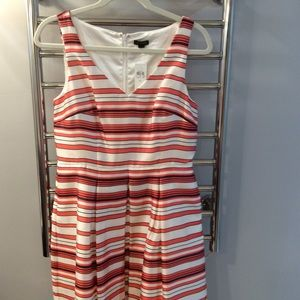 NWT Sleeveless A line dress from Ann Taylor
